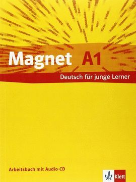 MAGNET A1 ARBEITSBUCH +AUDIO CD