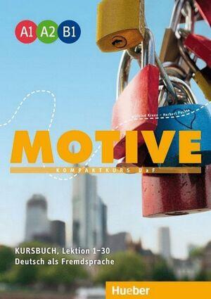 016 MOTIVE KURSBUCH A1, A2, B1 LEKTION 1-30