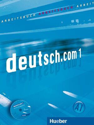 08 -DEUTSCH.COM A1 ARBEITSBUCH +CD