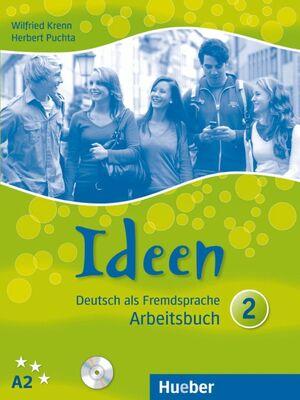 08 - IDEEN A1. DEUTSCH ALS FREMDSPRACHE. ARBEITSBUCH