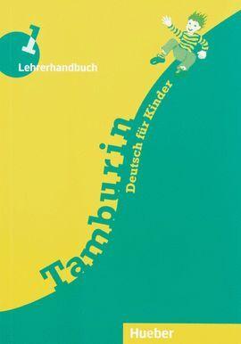 TAMBURIN N1 -LEHRERHANDBUCH