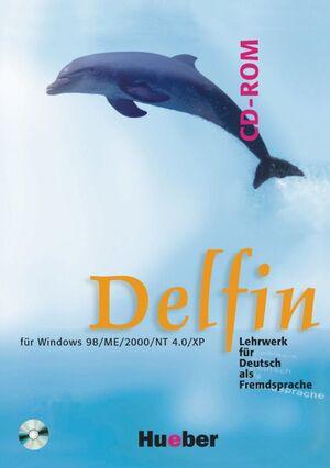 CD ROM -DELFIN LEHRWERK FUR DEUTSCH ALS FREMDSPRACHE