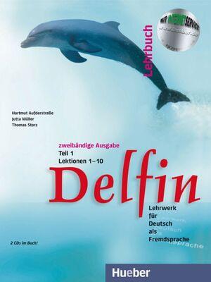 DELFIN 1 LEHRBUCH (LECCIONES 1-10) + CD ROM