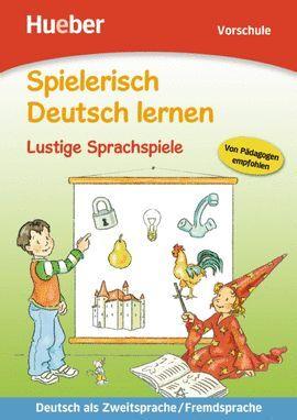 011 SPIELERISCH DEUTSCH LERNEN - LUSTIGE SPRACHSPIELE