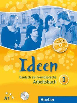 010 IDEEN 1 A1 ARABEITSBUCH + CD