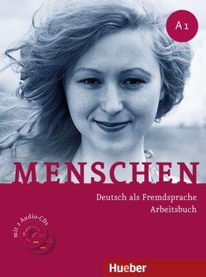 012 MENSCHEN A1 ARBEITSBUCH + AUDIO-CD