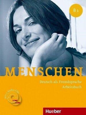 015 MENSCHEN B1 ARBEITSBUCH + CD
