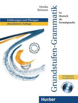010 GRUNDSTUFEN-GRAMMATIK AKTUALISIERTE AUFLAGE (+CD)