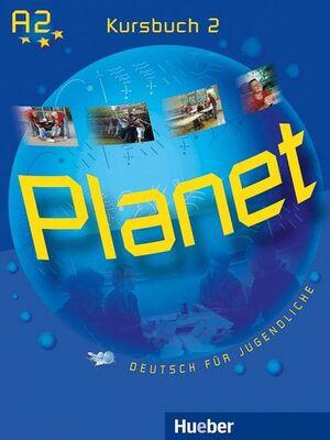 05 -PLANET A2 KURSBUCH + 2 CD`S