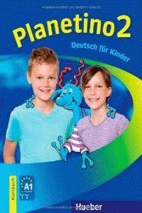 010 PLANETINO 2 - KURSBUCH A1 DEUTSCH FUR KINDER