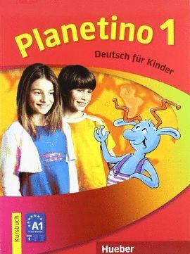 011 A1 PLANETINO 1 KURSBUCH + GLOSARIO XXL