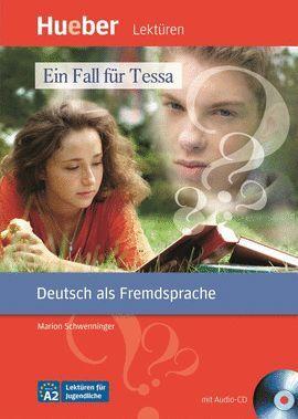 EIN FALL FUR TESSA - LEKTUREN LIBRO+CD LESEH.A2.