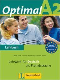 06 -OPTIMAL A2. LEHRERHANDBUCH +CD