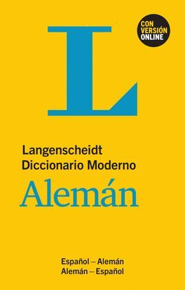 014 DICC. MODERNO ALEMAN ( ESPAÑOL-ALEMAN / ALEMAN-ESPAÑOL )