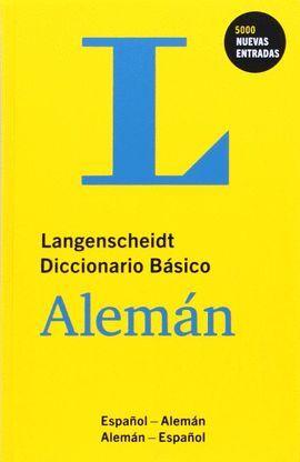 013 DICCIONARIO BASICO ALEMAN. ESPAÑOL-ALEMAN/ALEMAN-ESPAÑOL