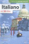 ITALIANO EN 30 DIAS+CD