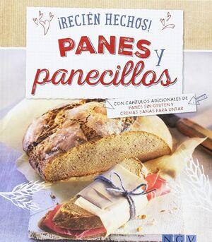 PANES Y PANECILLOS. ¡ RECIEN HECHOS !
