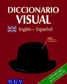DICCIONARIO VISUAL INGLES-ESPAÑOL