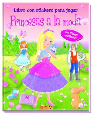 PRINCESAS A LA MODA