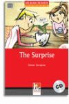 THE SURPRISE+CD SHORT READS