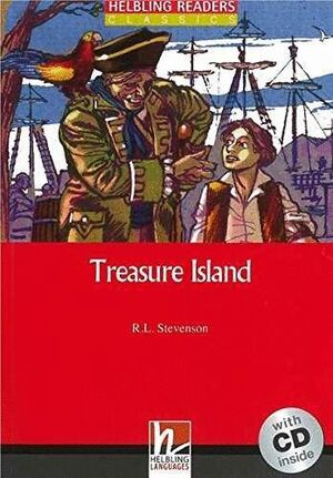 TREASURE ISLAND+CD