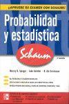 SHAUM PROBABILIDAD Y ESTADISTICA - 3ª EDICION
