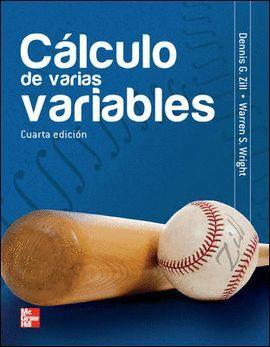 011 CALCULO DE VARIAS VARIABLES