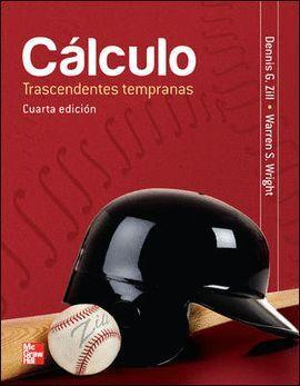 011 CALCULO. TRASCENDENTES TEMPRANAS