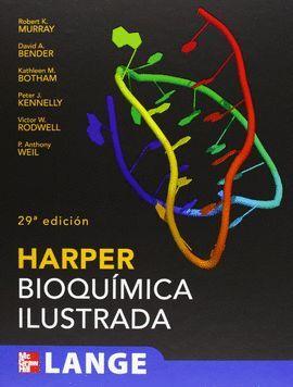 HARPER BIOQUIMICA ILUSTRADA (LANGE)