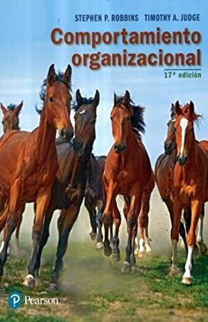 017 COMPORTAMIENTO ORGANIZACIONAL 17 EDICION