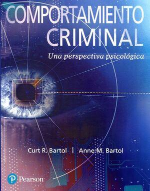COMPORTAMIENTO CRIMINAL. UNA PERSPECTIVA PSICOLOGICA