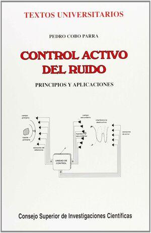 *** CONTROL ACTIVO DEL RUIDO. PRINCIPIOS Y APLICACIONES