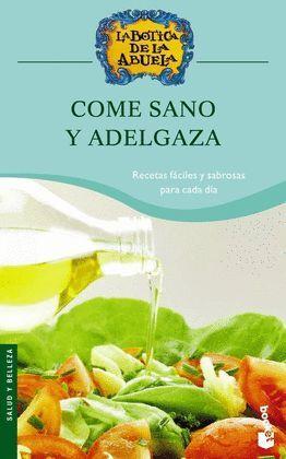 COME SANO Y ADELGAZA (NF)