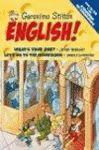 STILTON ENGLISH -WHAT¦S YOUR JOB? / LET¦S GO TO THE MOUNTAINS!...