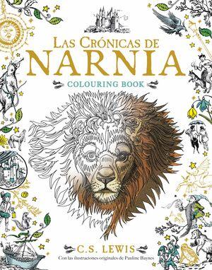 LAS CRONICAS DE NARNIA. COLOURING BOOK