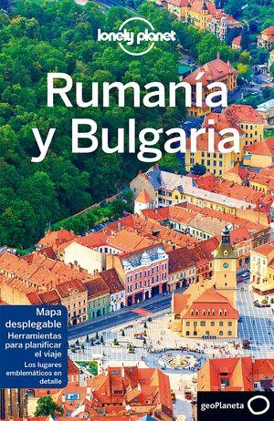 017 RUMANIA Y BULGARIA -LONELY PLANET