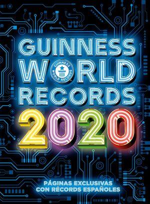 020 GUINNESS WORLD RECORDS 2020. PAGINAS EXCLUSIVAS CON RECORDS ESPAÑOLES