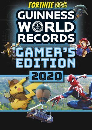 020 GAMER'S EDITION. GUINNESS WORLD RECORDS 2020