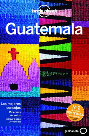 020 GUATEMALA -LONELY PLANET