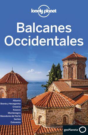 020 BALCANES OCCIDENTALES -LONELY PLANET