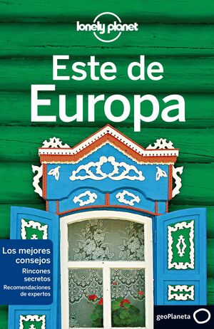 020 ESTE DE EUROPA -LONELY PLANET