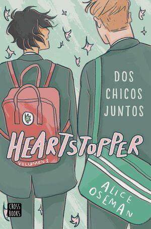 T1 HEARTSTOPPER. DOS CHICOS JUNTOS