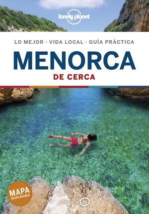 021 MENORCA DE CERCA -LONELY PLANET