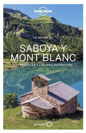 021 LO MEJOR DE SABOYA MONT BLANC -LONELY PLANET