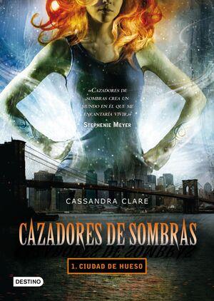 T1 CAZADORES DE SOMBRAS: CIUDAD DE HUESO ( REGALO TATUAJES CON RUNAS )