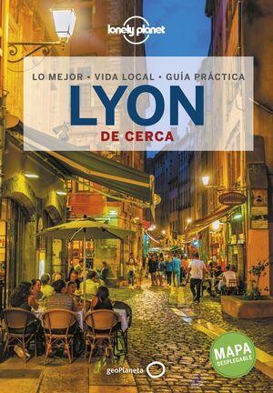 021 LYON DE CERCA -LONELY PLANET