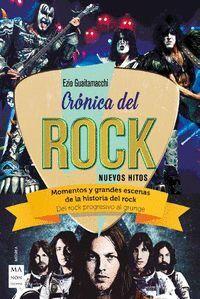 CRONICA DEL ROCK NUEVOS HITOS