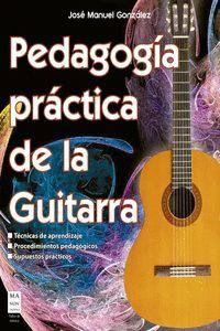 PEDAGOGIA PRACTICA DE LA GUITARRA