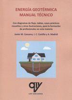 ENERGIA GEOTERMICA.DIAGRAMAS Y TABLAS.CASOS PRACTICOS