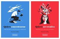 QUIERO CONCENTRARME / SER CREATIVO
